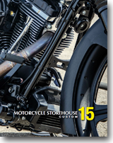 Motorcyclestorehouse catalogus